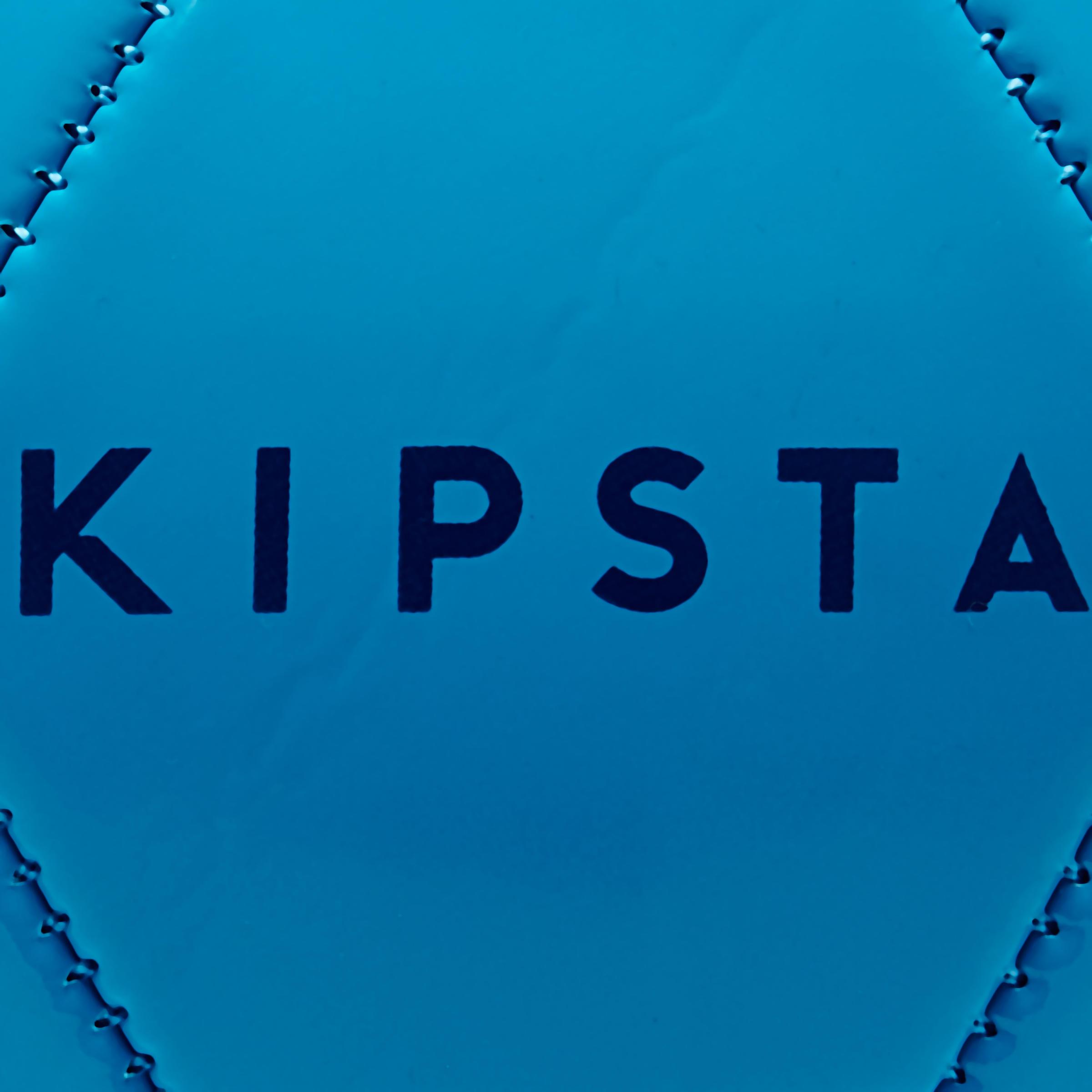 346943565650 Balón de fútbol First Kick talla 3 (niños de 5 a 7 años) azul ...