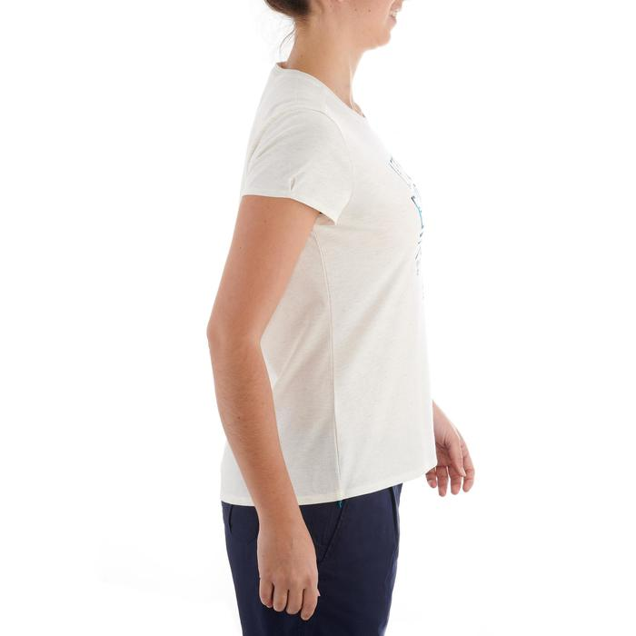 NH500 女款自然健行t恤 - 白色
