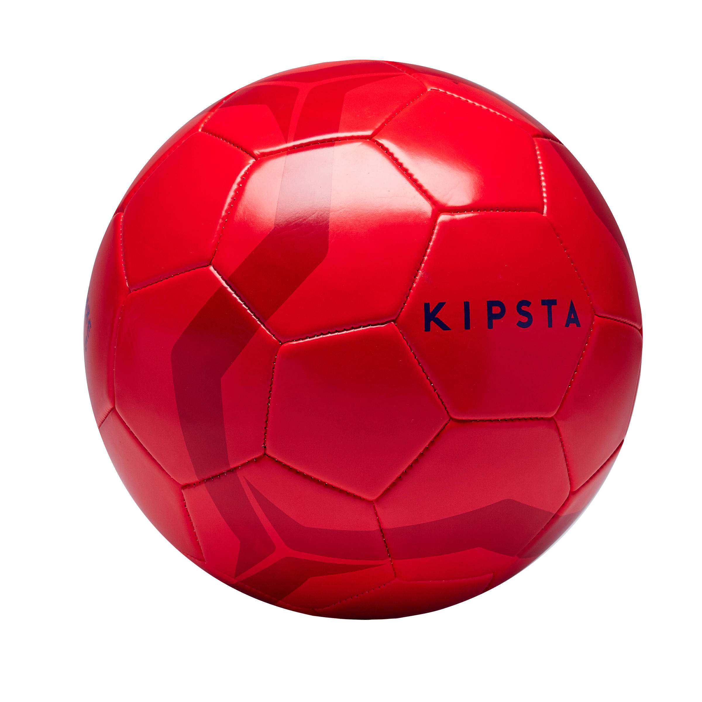 Balón de fútbol First Kick talla 5 (>14 años) rojo