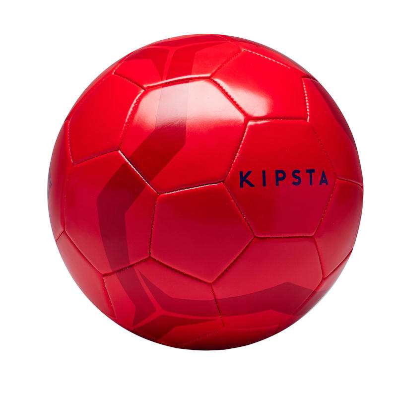 First Kick Soccer Ball Size 5 (> 12 Years) - Red