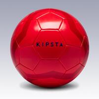 Ballon de soccer premier coup taille 5 (> 12 ans) rouge