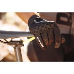 Fahrradhandschuhe MTB XC schwarz