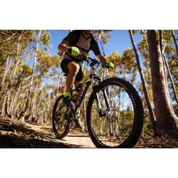 Fahrradhandschuhe MTB AM 500 neongelb