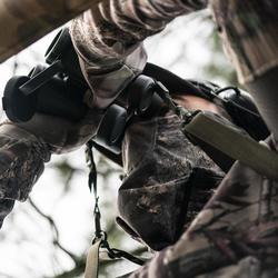 Jagd-Schlauchschal 500 Atmungsaktiv Camouflage Braun