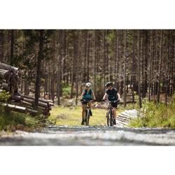 "MTB Rockrider ST 100 27.5"" 3x7-speed mountainbike Geel"