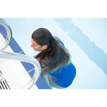 Maillot de bain de natation femme une pièce Heva bleu - 1293574