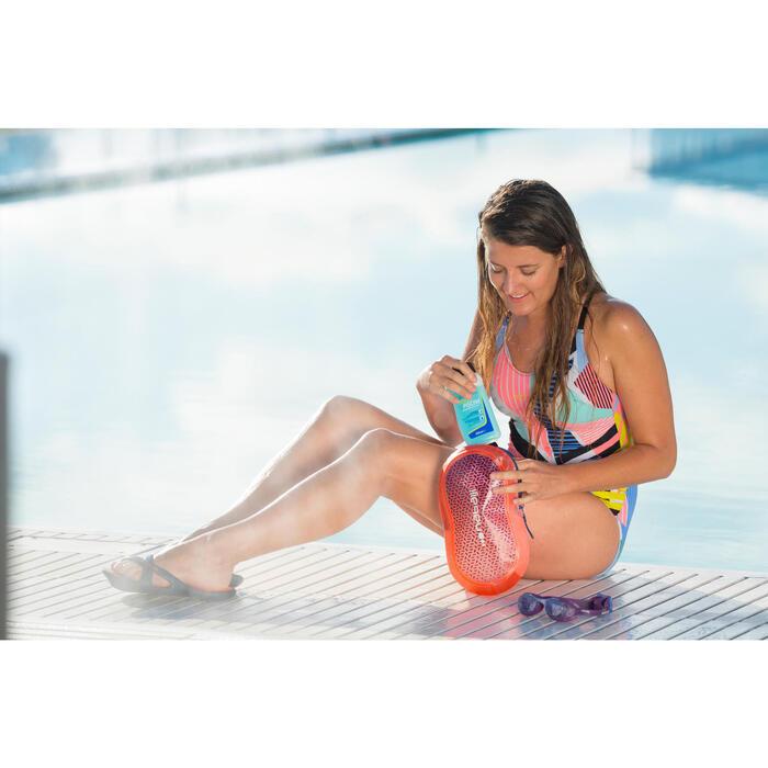 游泳防水包3L- 白色 粉紅色