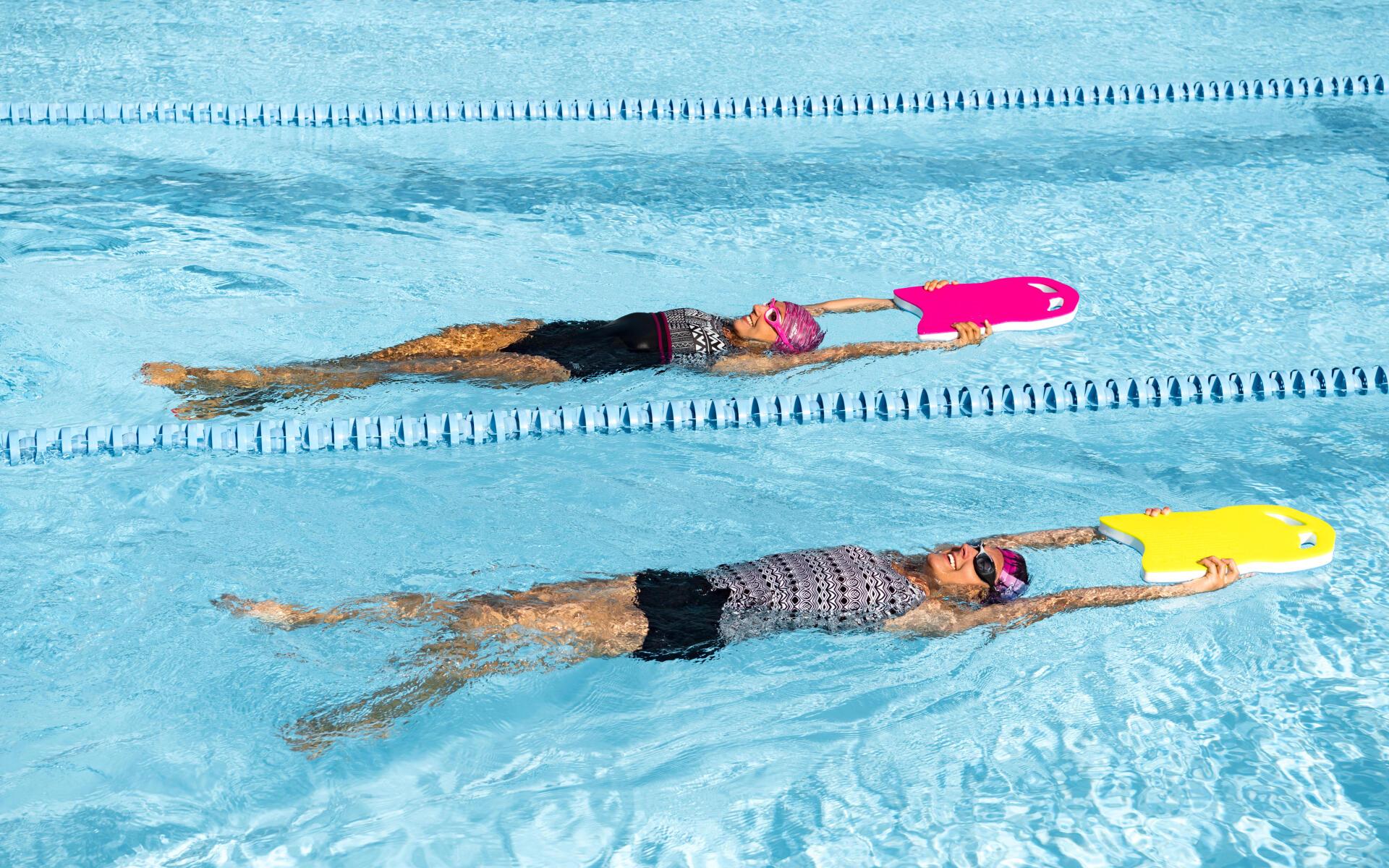 beg swimmer