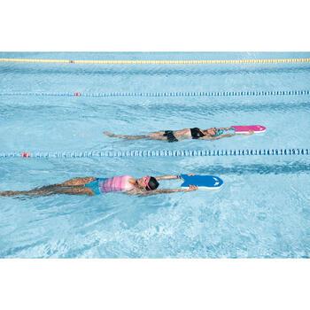Maillot de bain de natation femme une pièce Riana Pool bleu rose