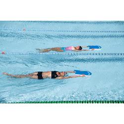 Sujetador de bikini de natación mujer Vega Negro