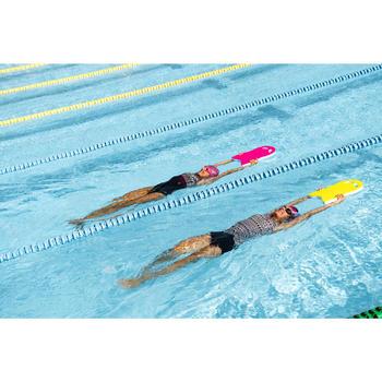 Maillot de bain de natation femme une pièce Loran tankini orni noir - 1293589