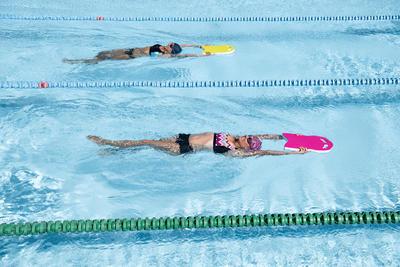 شورت سباحة حريمي قصير - أسود