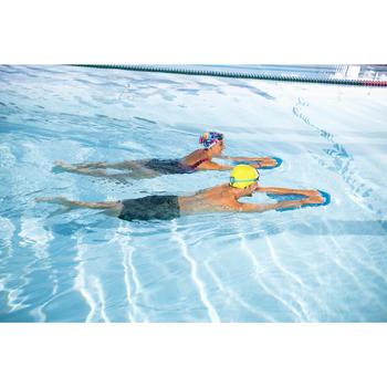 Kit écouteurs MP3 étanches de natation bleu - 1293614