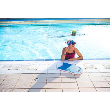 Lecteur mp3 tanche swimmusic v1 1 bleu avec couteurs et for Lecteur mp3 etanche piscine