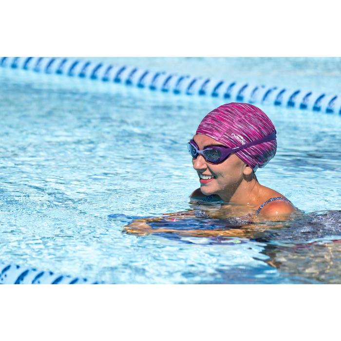 100 XBASE泳鏡 L號 紫色