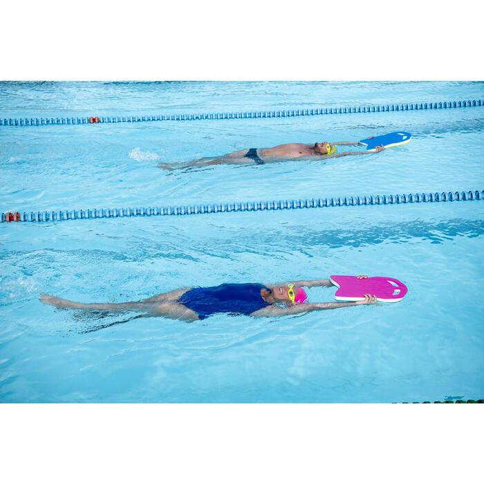 Maillot de bain de natation femme une pièce Heva bleu - 1293629