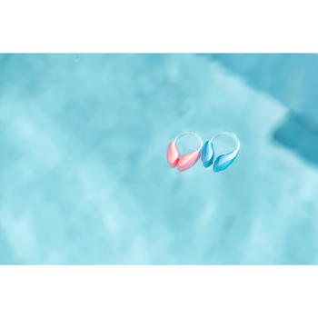 Nasenklammer schwimmend blau