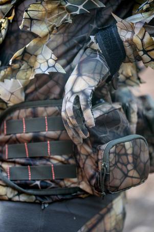 X-Access 7L Hunting Waist Bag - Camo