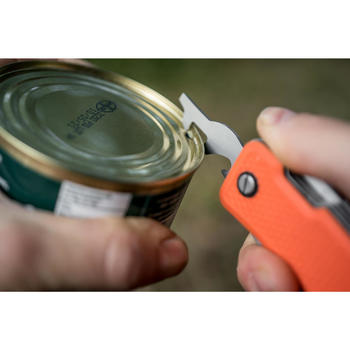 Jagd-Multifunktionsmesser × 7 Orange