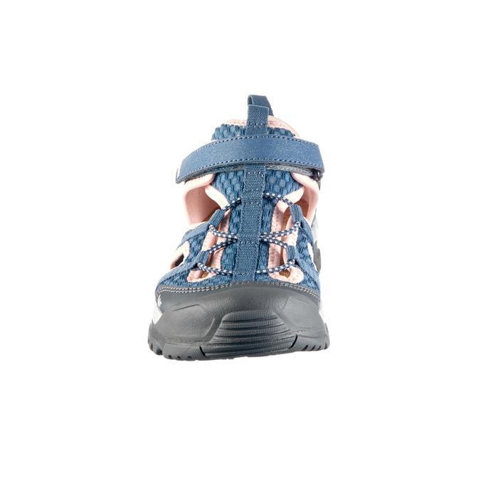 Sandalen MH150 Kinder grau/rosa