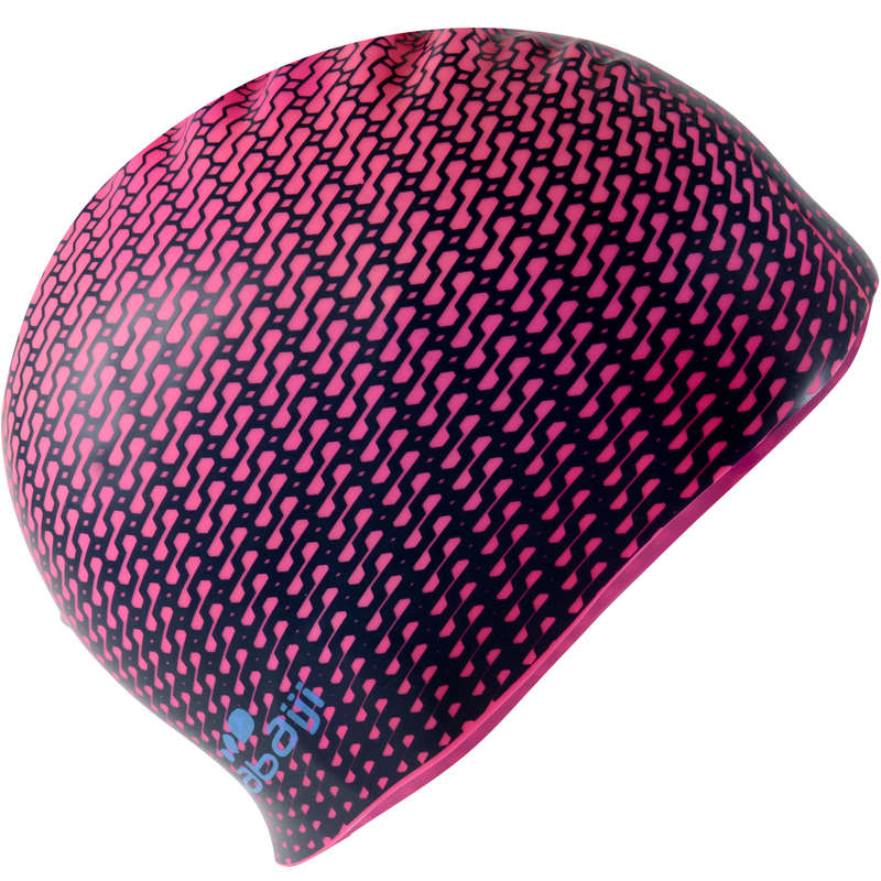 CAPS Swimming - SILICONE 500 PRINT TEC PINK NABAIJI - Swimming Accessories