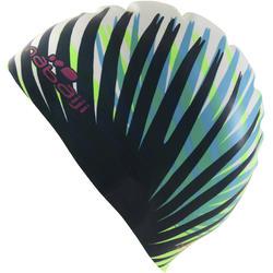 SILICONE 500 SWIM CAP VOLUME JUN WHITE