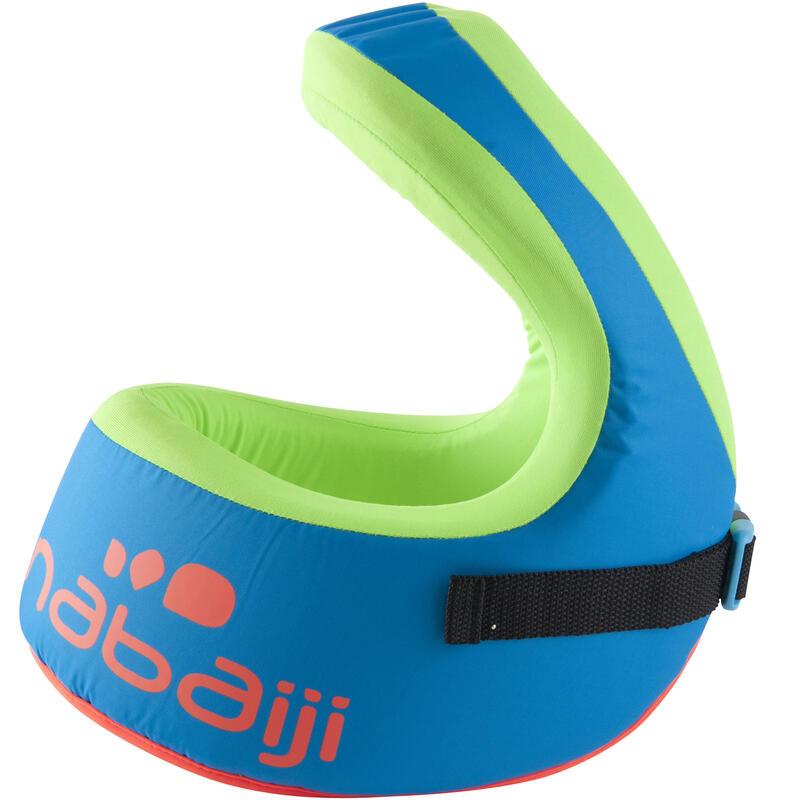 SWIMVEST+ Swim Vest - Blue-Green (15-25 kg)