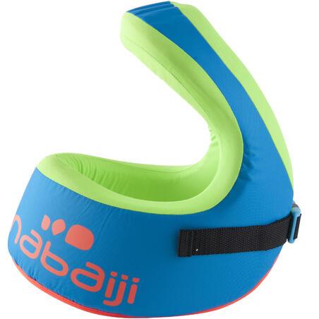 SWIMVEST+ Swim Vest - Blue-Green (25-35 kg)