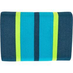 Pullbuoy 500 m maat M blauw/groen