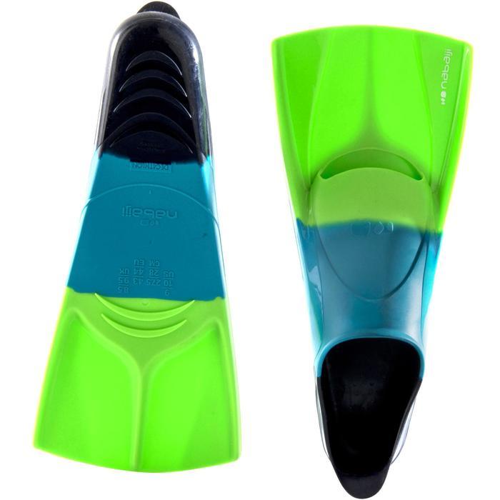 游泳短蛙鞋500 SILIFINS - 三色