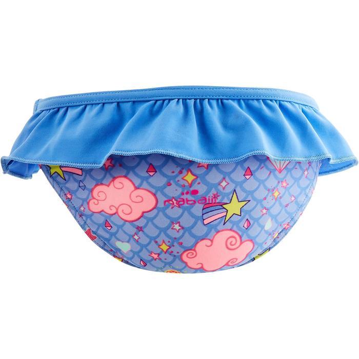 """Maillot de bain une pièce culotte bébé fille rose imprimé """"papillons"""" - 1294135"""