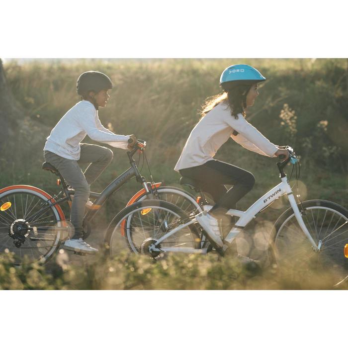 Hybridefiets voor kinderen 9-12 jaar Original 100 24 inch