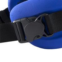 Cinturón de flotación para aquagym AQUABELT azul