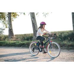 Hybridefiets voor kinderen 9-12 jaar Original 500 24 inch