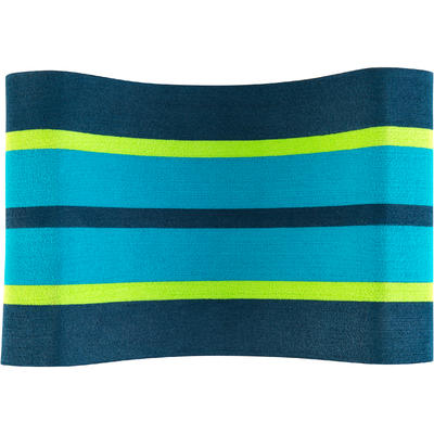 500 SWIMMING PULL BUOY, SIZE M - BLUE GREEN