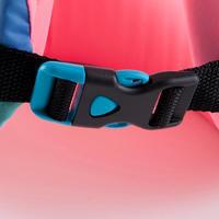 Chaleco de natación SWIMVEST+ azul-rosa (25-35 kg)