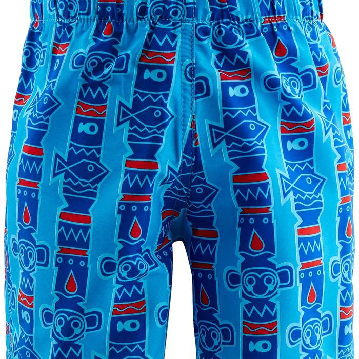 Shortde nage bébé garçon bleu all hook - 1294278