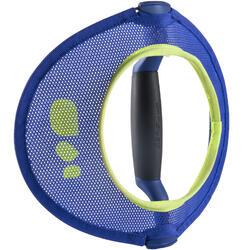 Haltère renforcement muscu Pullpush gymnastique aquatique-aquaforme bleu jaune