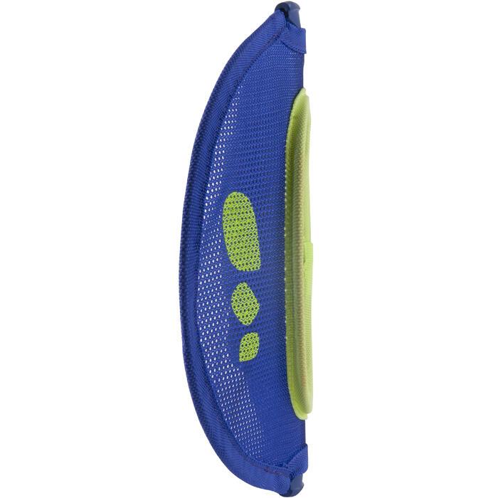 Hantel Pullpush 2 Aquafitness blau/gelb