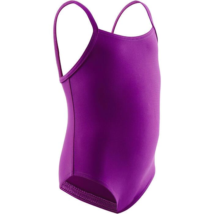 Peuterbadpak voor meisjes Madina paars