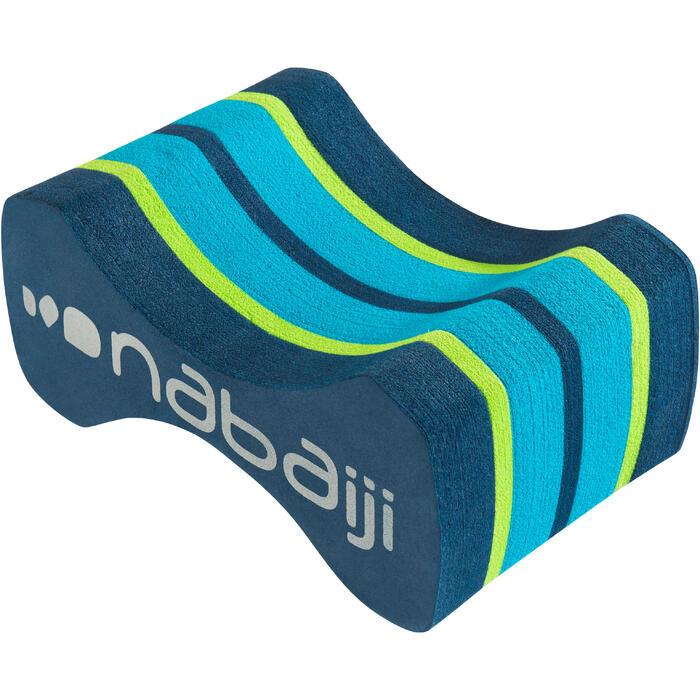 Pull Boy Natación Piscina Nabaiji 500 Azul Marino/Verde/Azul
