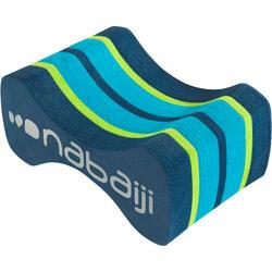 Pull Buoy zwemmen 500 m blauw/groen