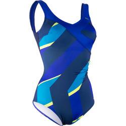 Badeanzug Aquagym figurformend Karli Damen
