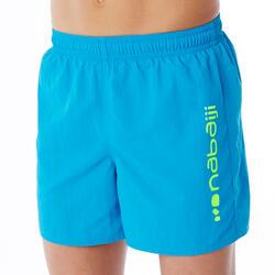 Boys swim shorts - Blue