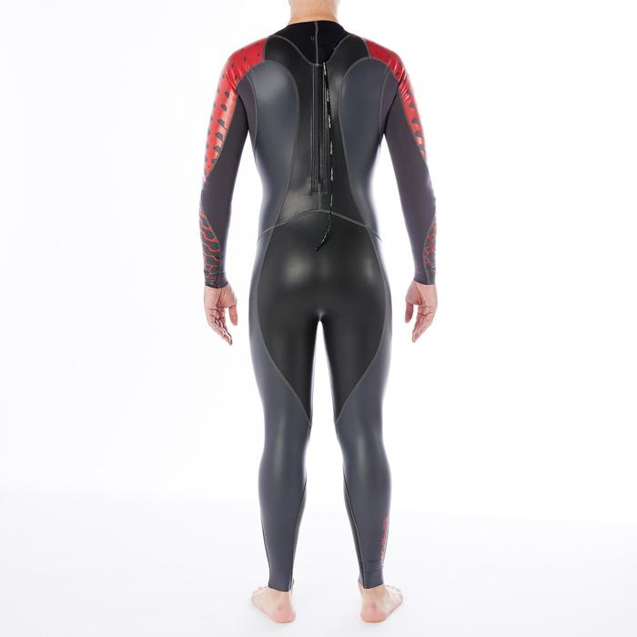 OWSwim Men's 1/0 mm Temperate Water Neoprene Swimming Wetsuit