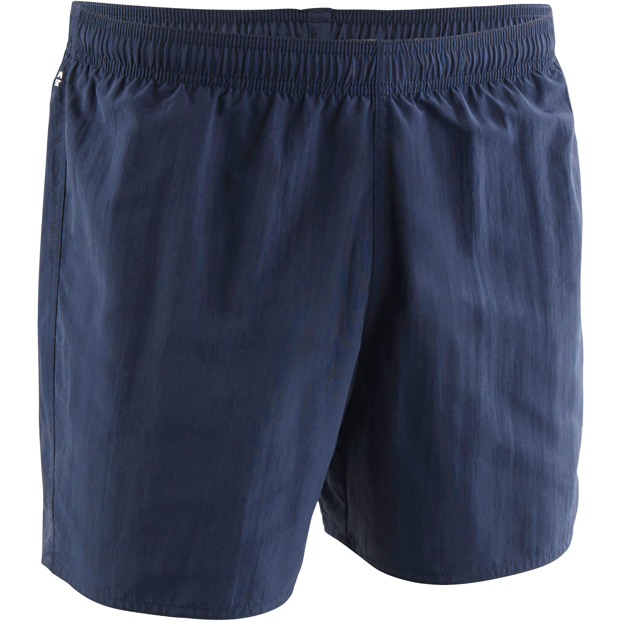 100 MEN'S SWIMSHORT FREE H NAVY ORANGE