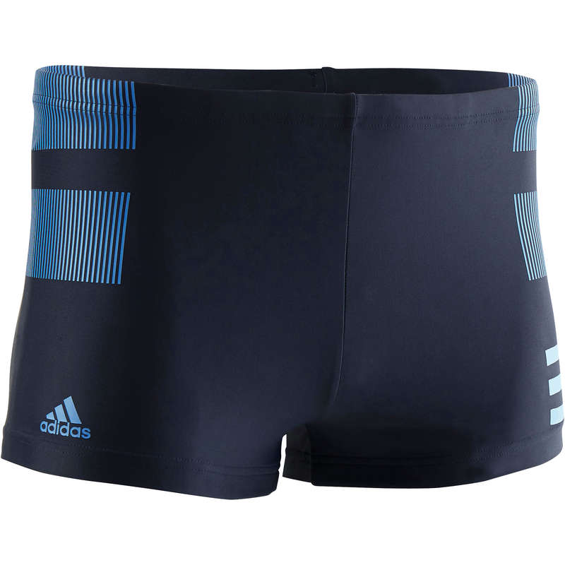 MEN'S SWIMSUITS Clothing - BOXER - NAVY BLUE ADIDAS - Swimwear and Beachwear
