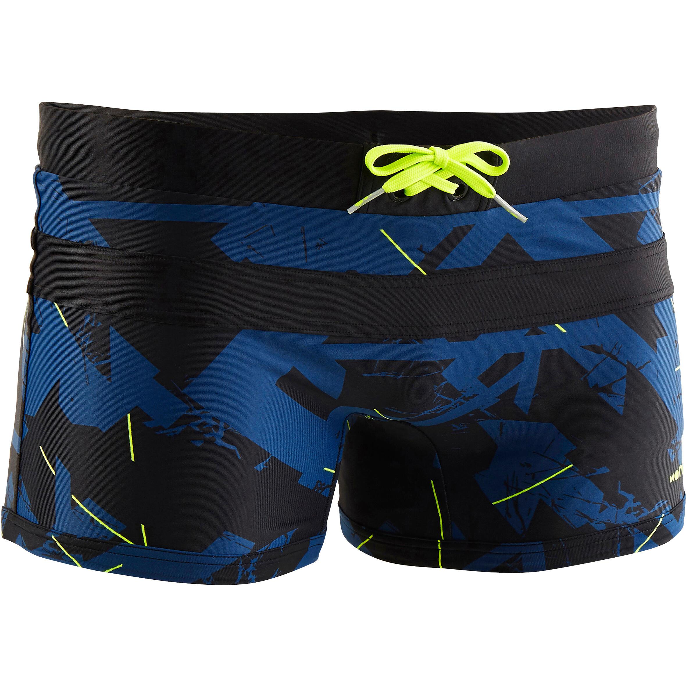 Herren Badehose Boxer 5550 Pool H All Dry Navy Herren | 03583788145080