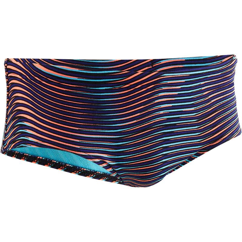 MEN'S SWIMSUITS Swimming - BRIEFS 550 SIDE H ALL VIB BLUE NABAIJI - Swimwear