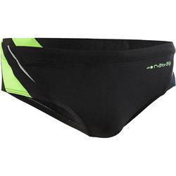 Men Swimming trunks - Blue Green